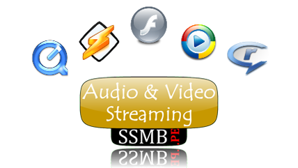Audio & Video Streaming - SSMB.pe