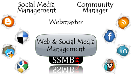 Web & Social Media ManagementWeb - SSMB.pe